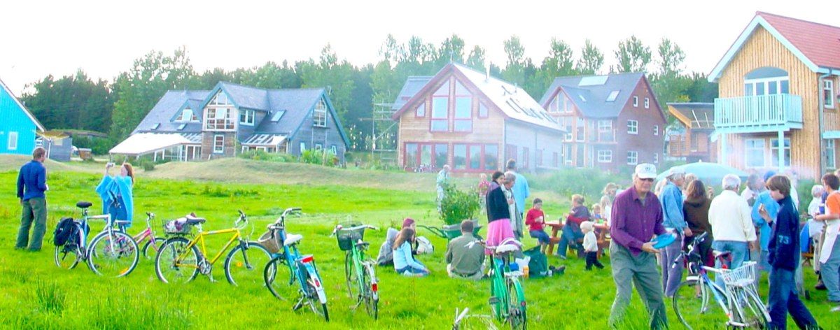 Welcome to the Findhorn Ecovillage at the heart of the largest single intentional community in the UK
